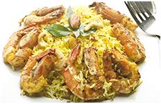43. King Prawn Fried Rice